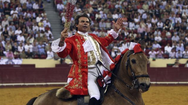 Campo Pequeno vai homenagear cavaleiro Joaquim Bastinhas
