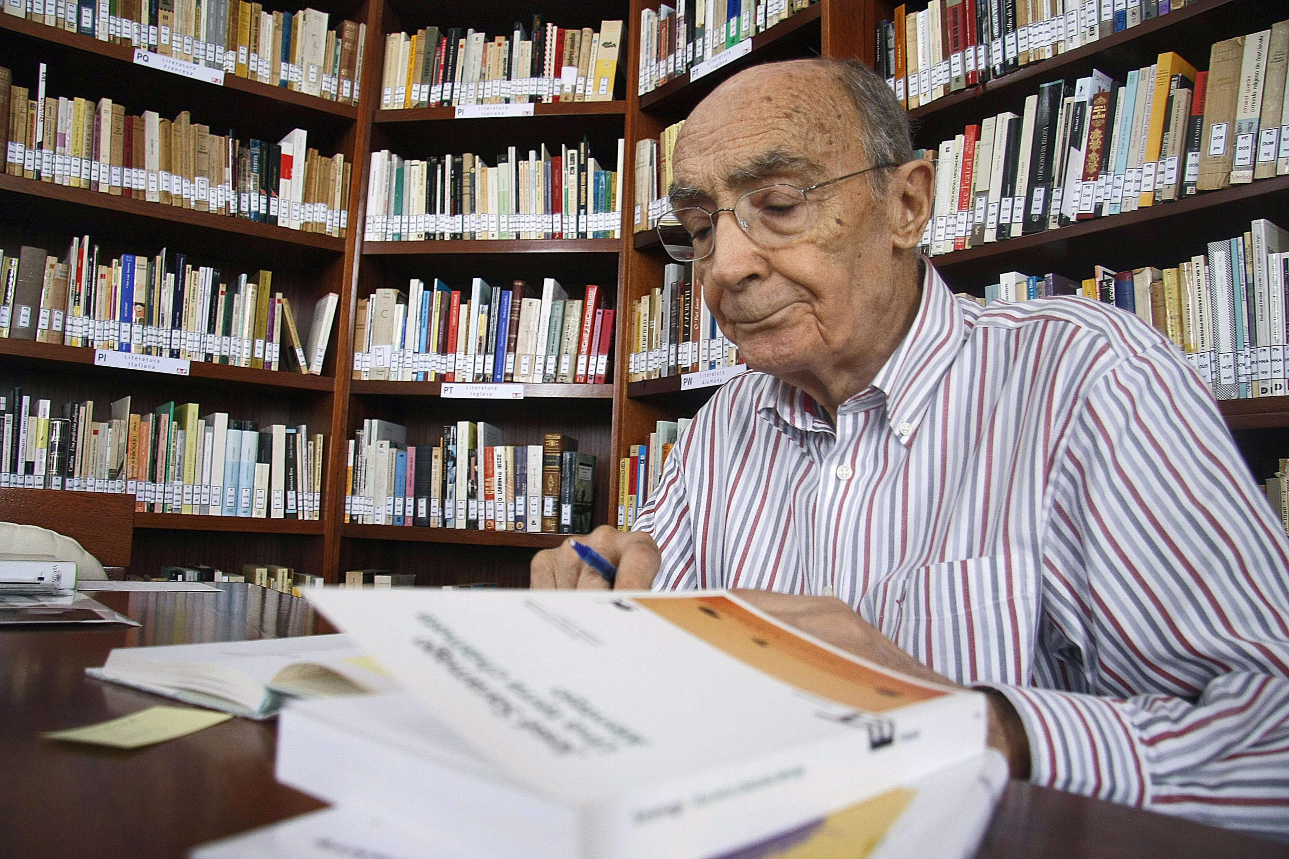 Biografia de Saramago, o homem e o escritor, apresentada dia 13
