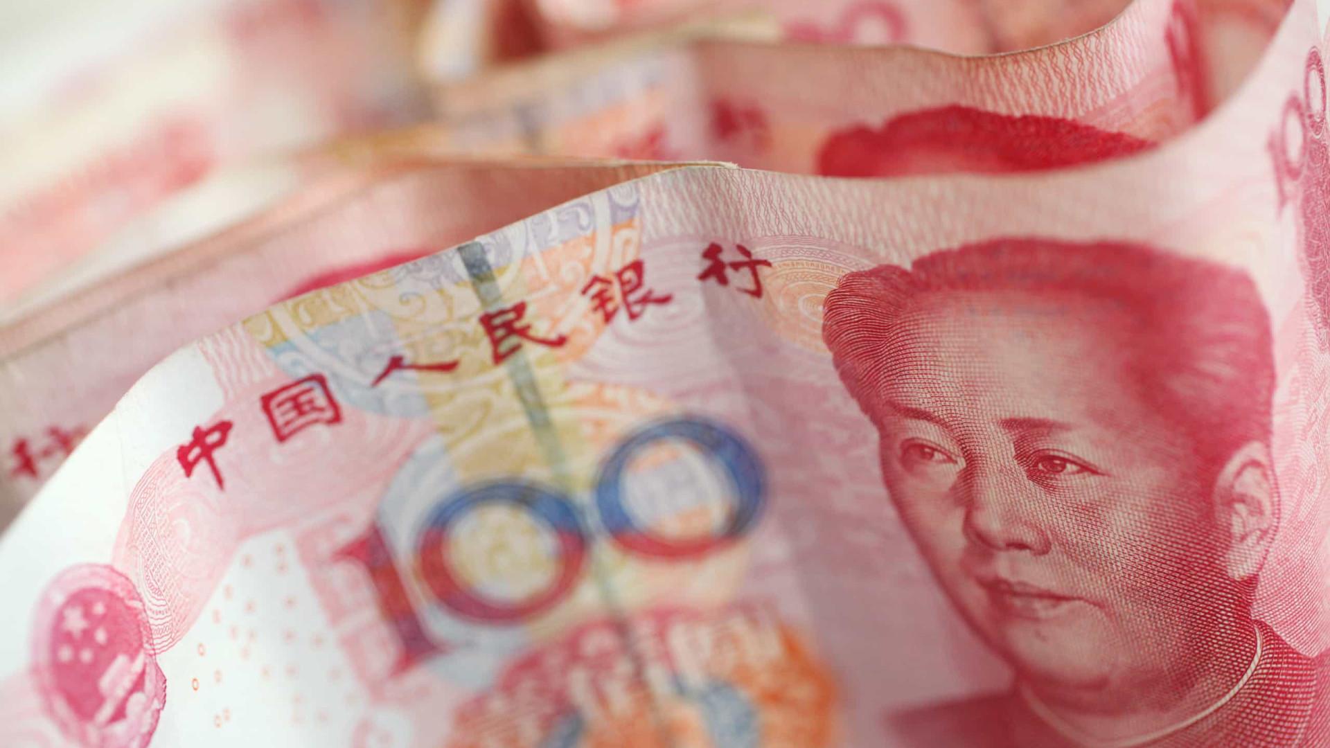 Finanças confirmam emissão de dívida em moeda chinesa na próxima semana