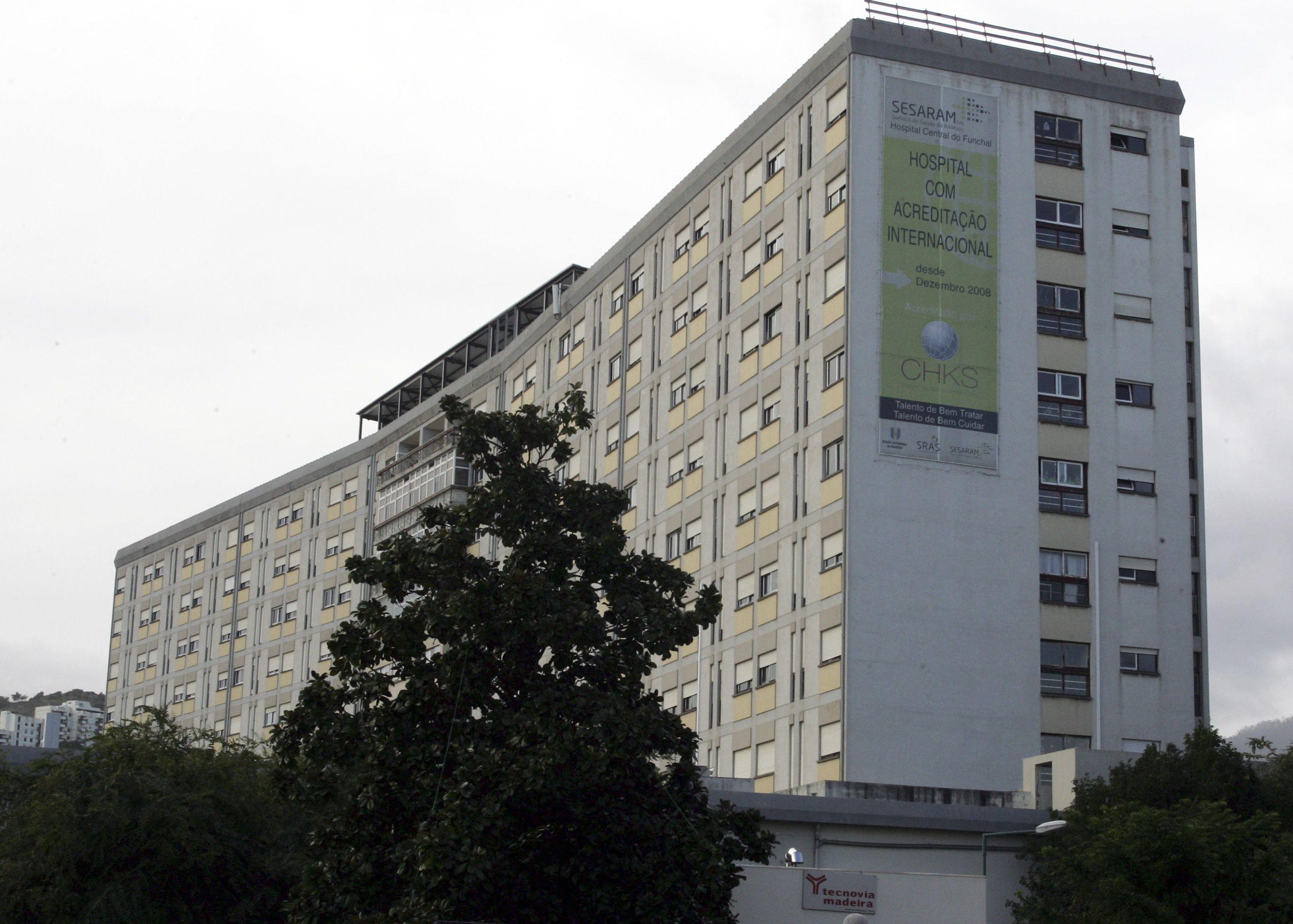 Serviço de Saúde na Madeira instaura processo disciplinar ao médico