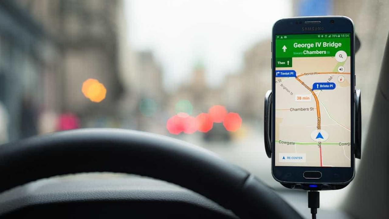 Google Maps vai servir de velocímetro