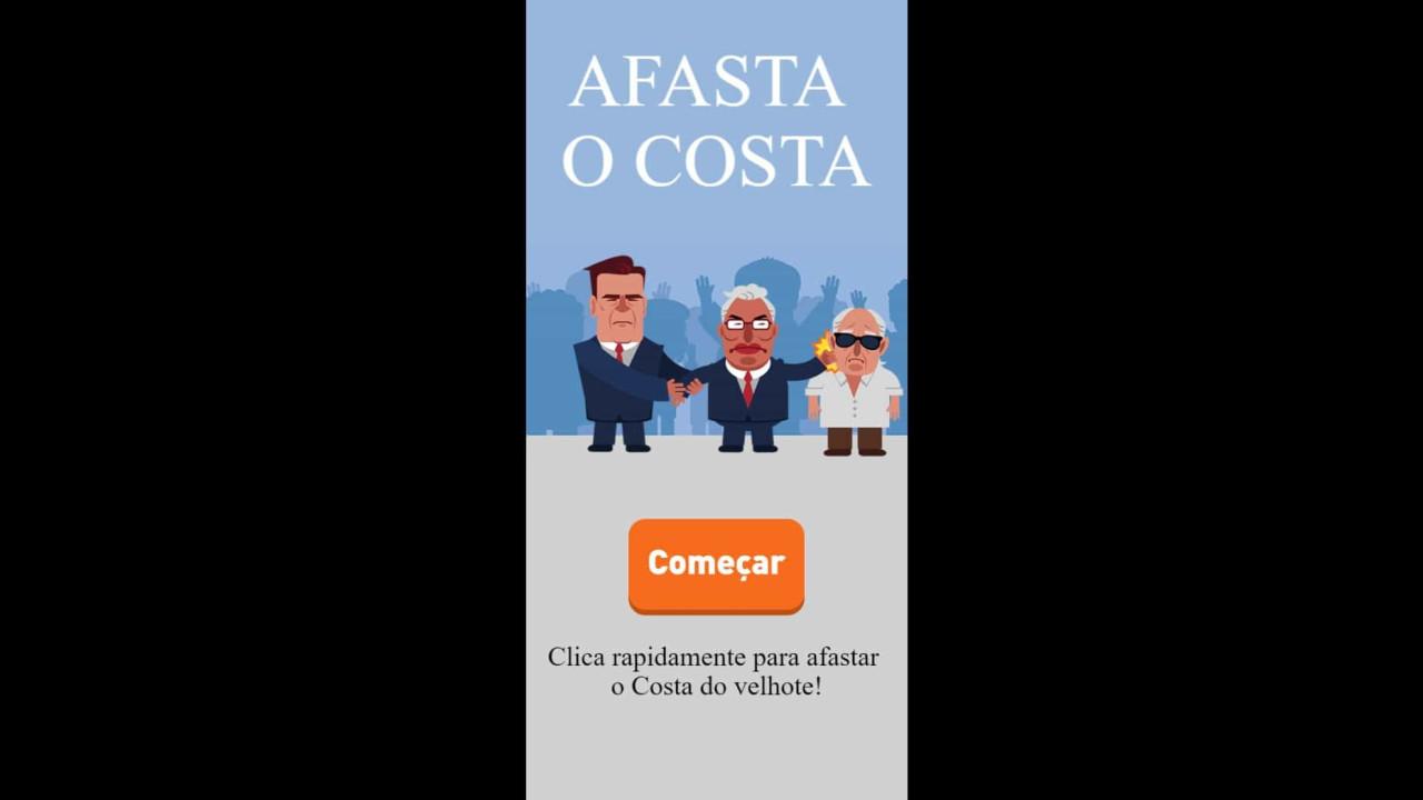 Incidente de António Costa com idoso é o mais recente jogo viral