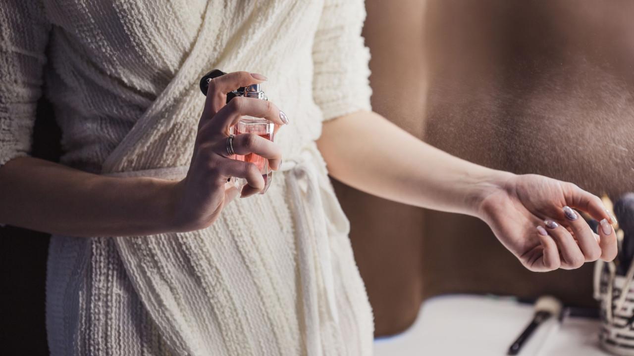 Estas são as regras para aplicar perfume corretamente