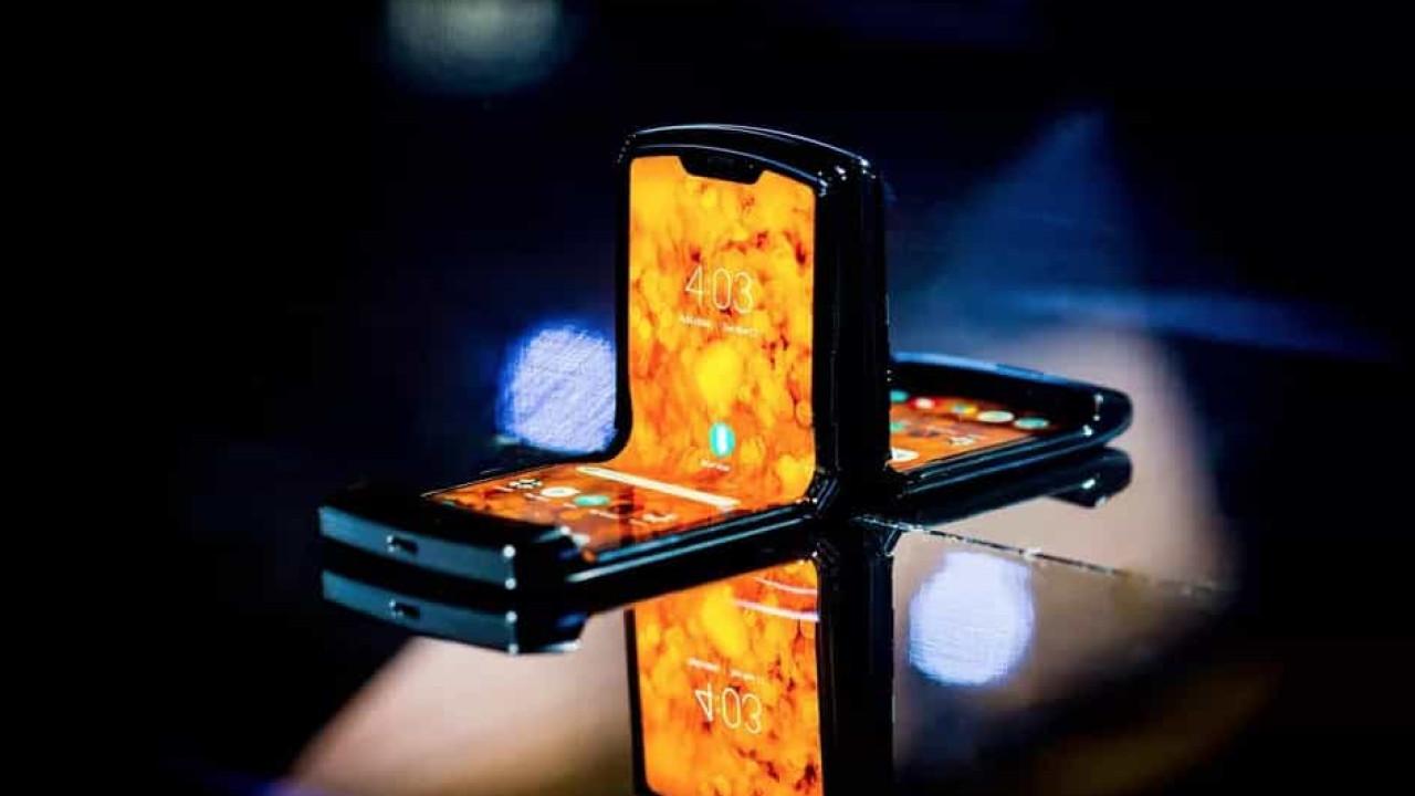 Motorola Razr já é oficial e pode admirá-lo nas primeiras imagens
