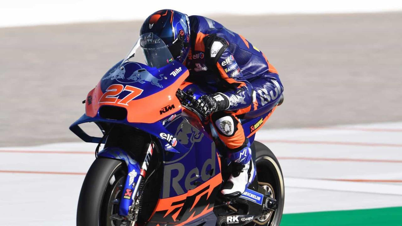 MotoGP: Substituto de Miguel Oliveira parte da penúltima linha da grelha - Notícias ao Minuto