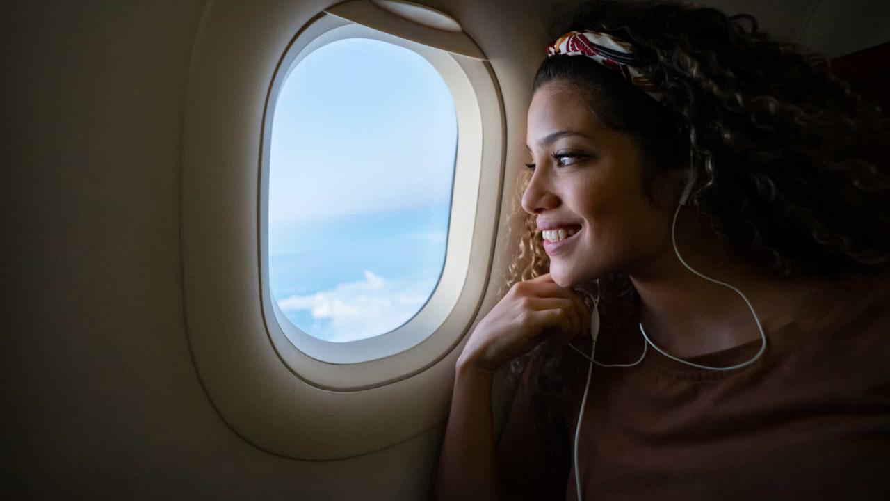 Vai viajar de avião? Pela sua vida, estes são os lugares mais seguros