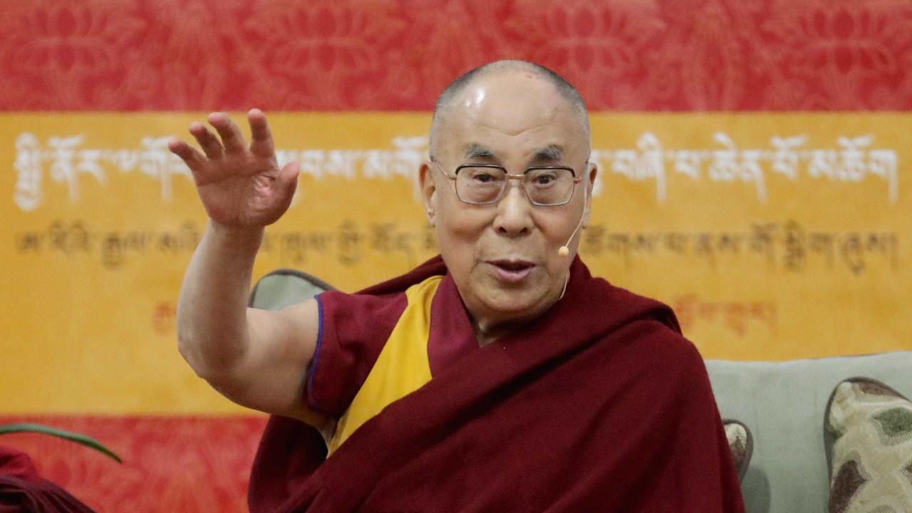 Dalai Lama assinala 80 anos como líder espiritual dos budistas tibetanos