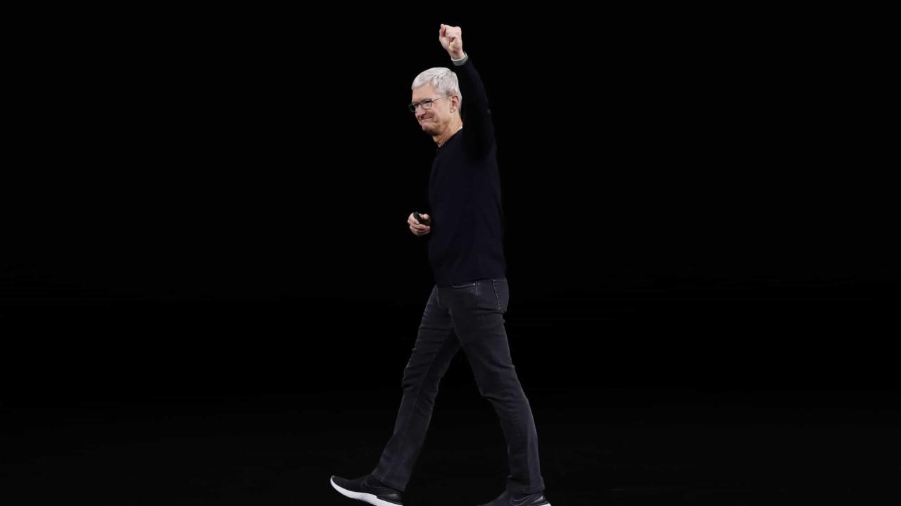 """Apple: """"Há uma dor profunda na alma da nossa nação"""""""