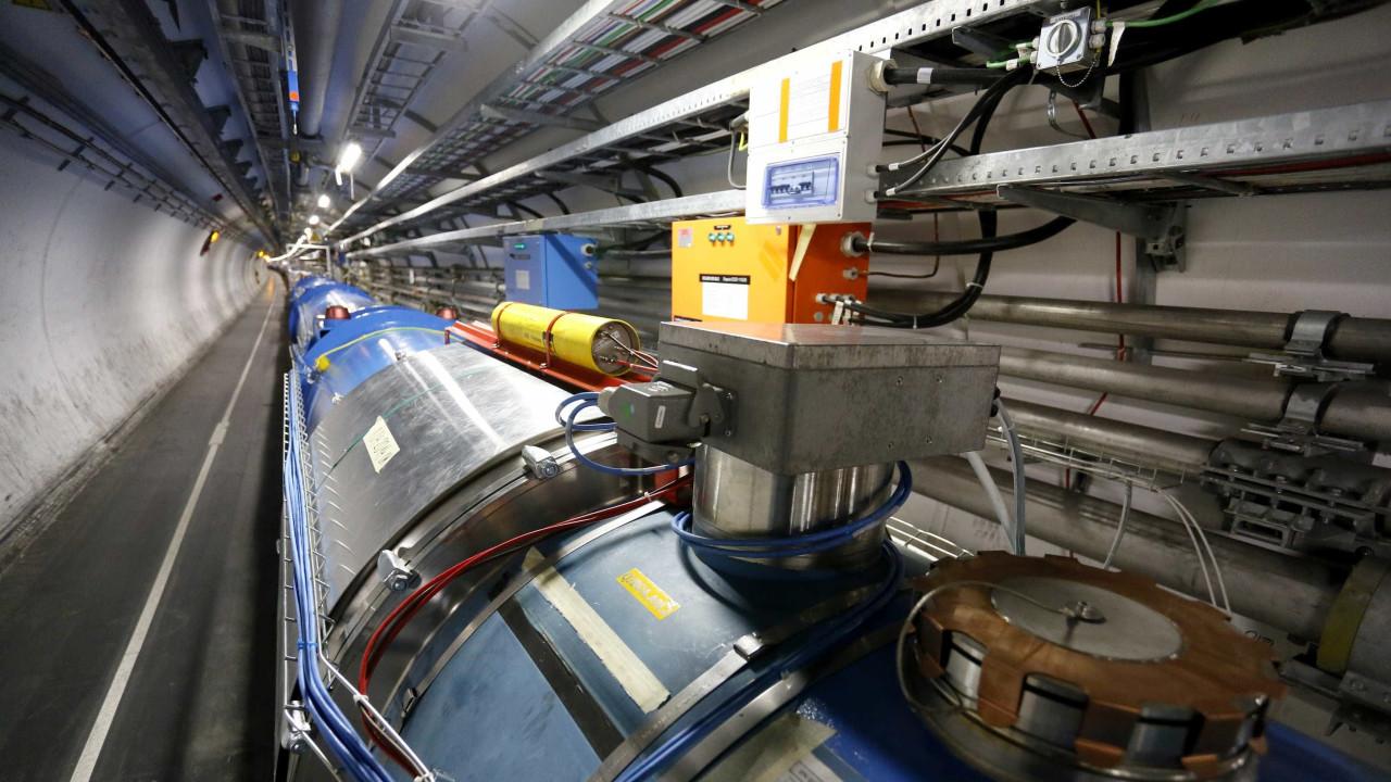 CERN descobre nova partícula nunca antes vista