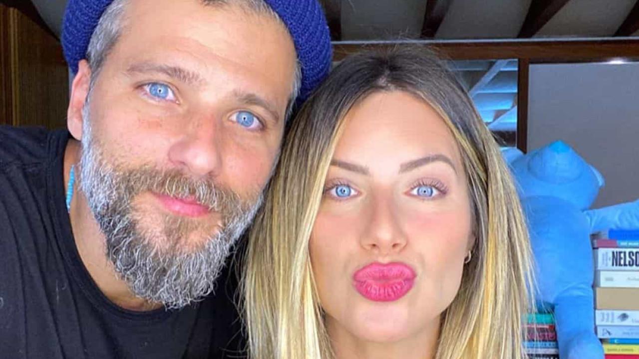 Giovanna Ewbank encanta seguidores ao mostrar o rosto do filho