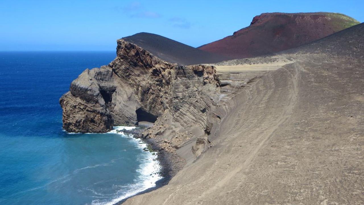 Vulcão dos Capelinhos pode ser laboratório de exploração de Marte