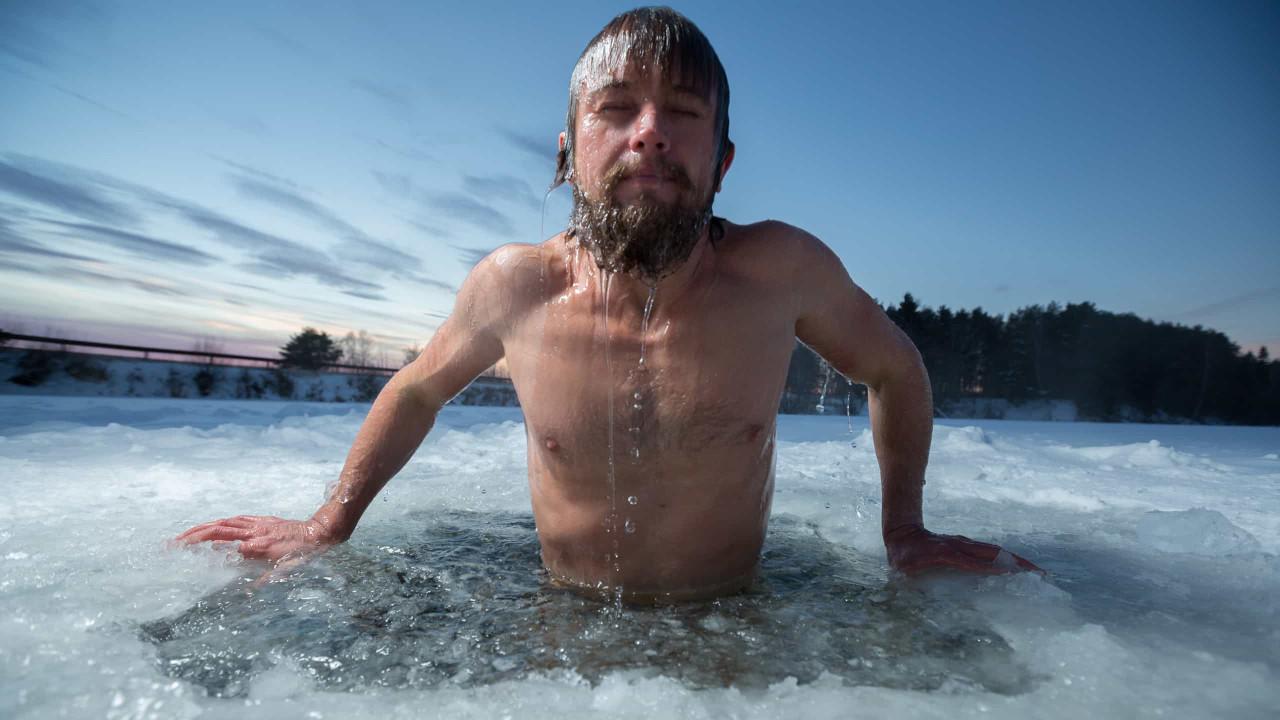 Cura para a demência pode estar na água fria, defende estudo