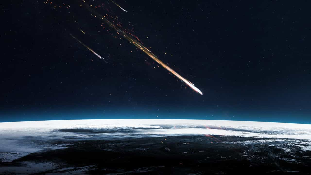Estudo de meteoro pode ajudar a explicar vida na Terra