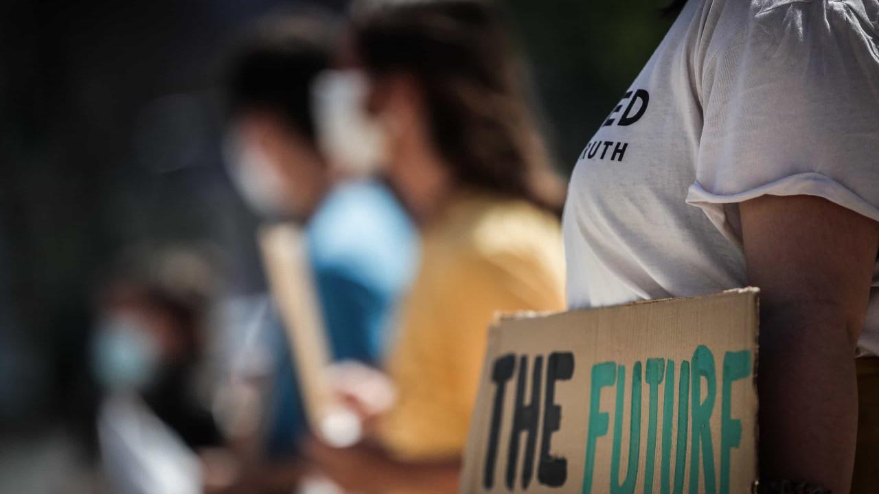 Greve climática estudantil hoje em 14 localidades portuguesas