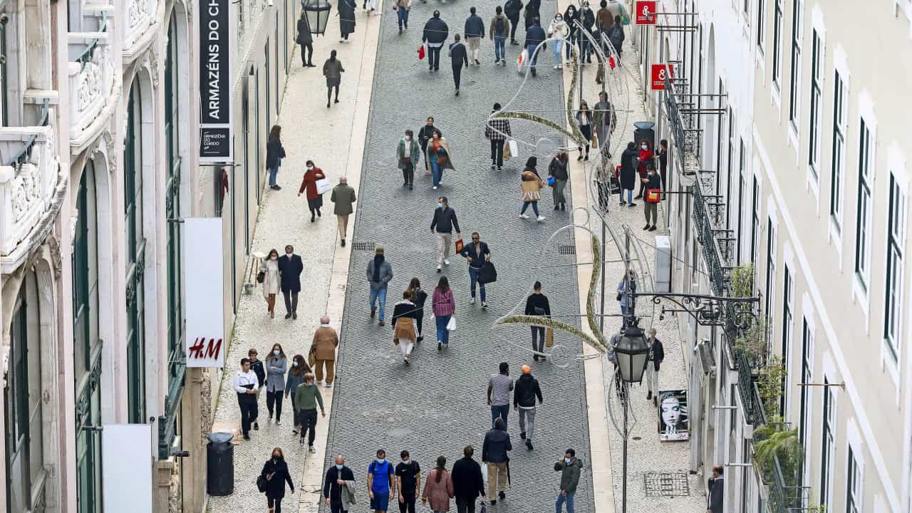 Metade da população residente em Portugal concentra-se em 31 municípios