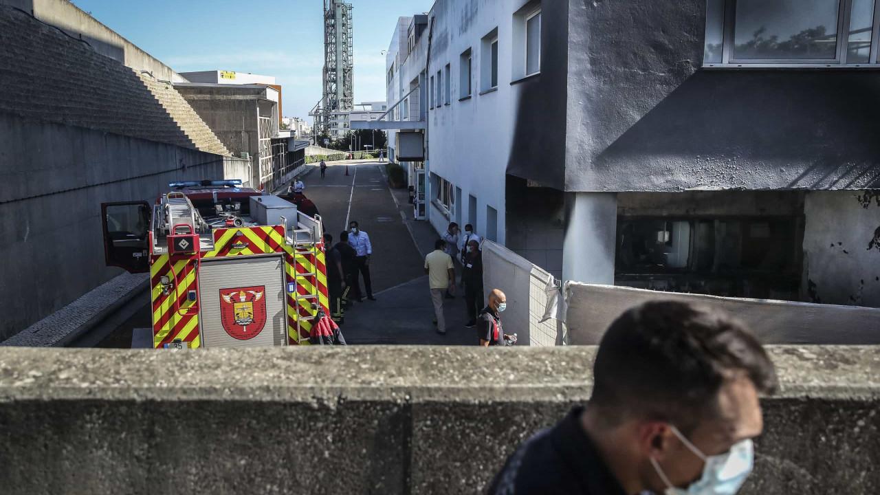 CUF em Lisboa retoma normal funcionamento após fogo, exceto Radioterapia