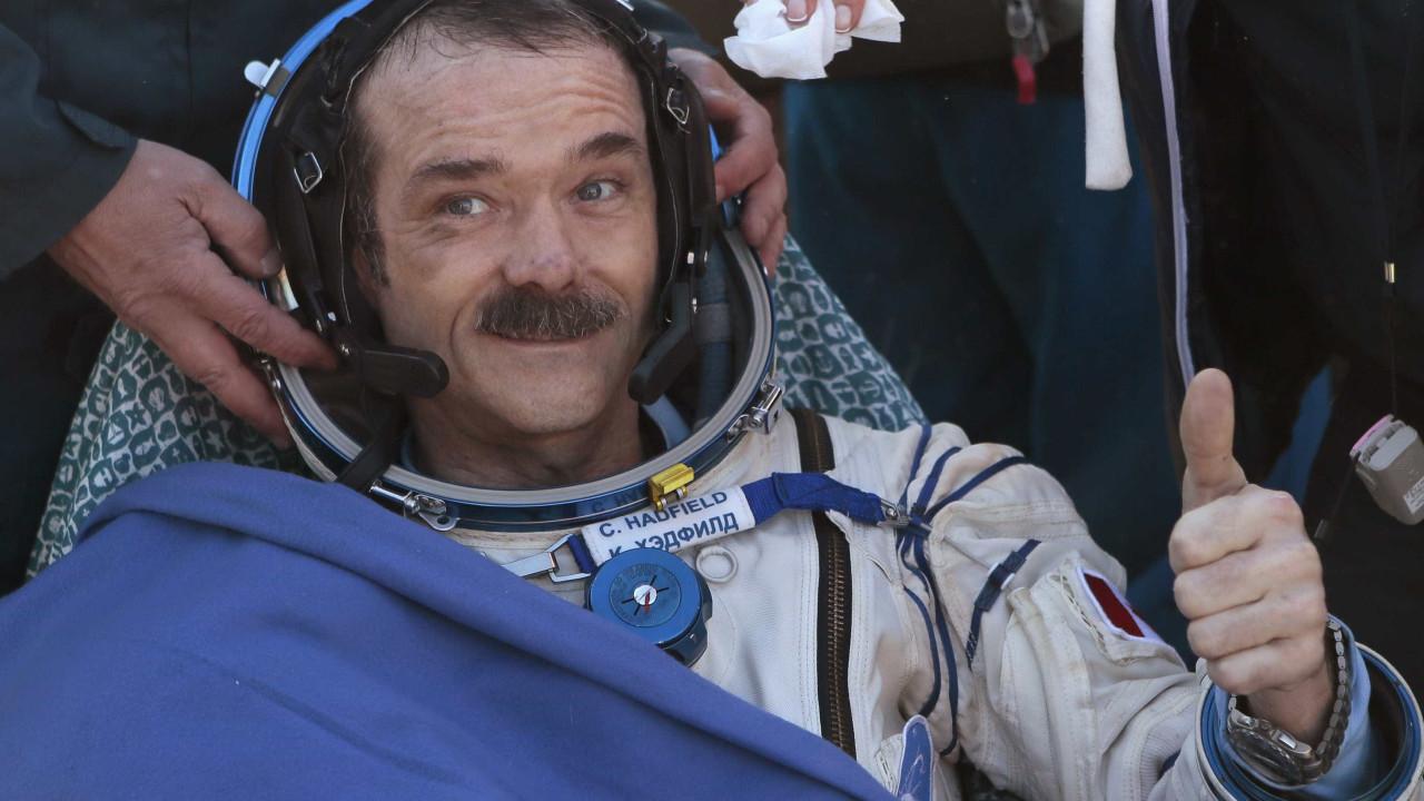 """Existência de OVNIs? Astronauta diz que """"é o pináculo da tolice"""""""