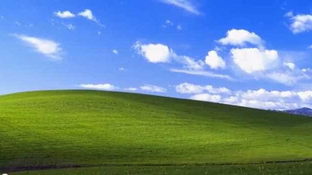 Qual A Origem Do Wallpaper Do Windows XP?