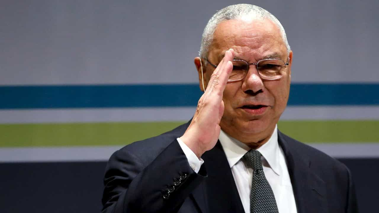 Morreu Colin Powell, 1.º secretário de Estado negro dos Estados Unidos