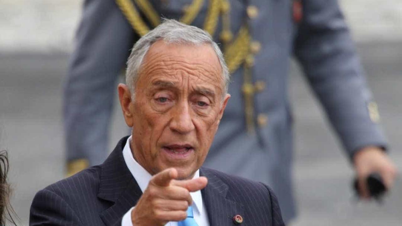 Resultado de imagem para Marcelo promulga decreto de compra do SIRESP pelo Estado