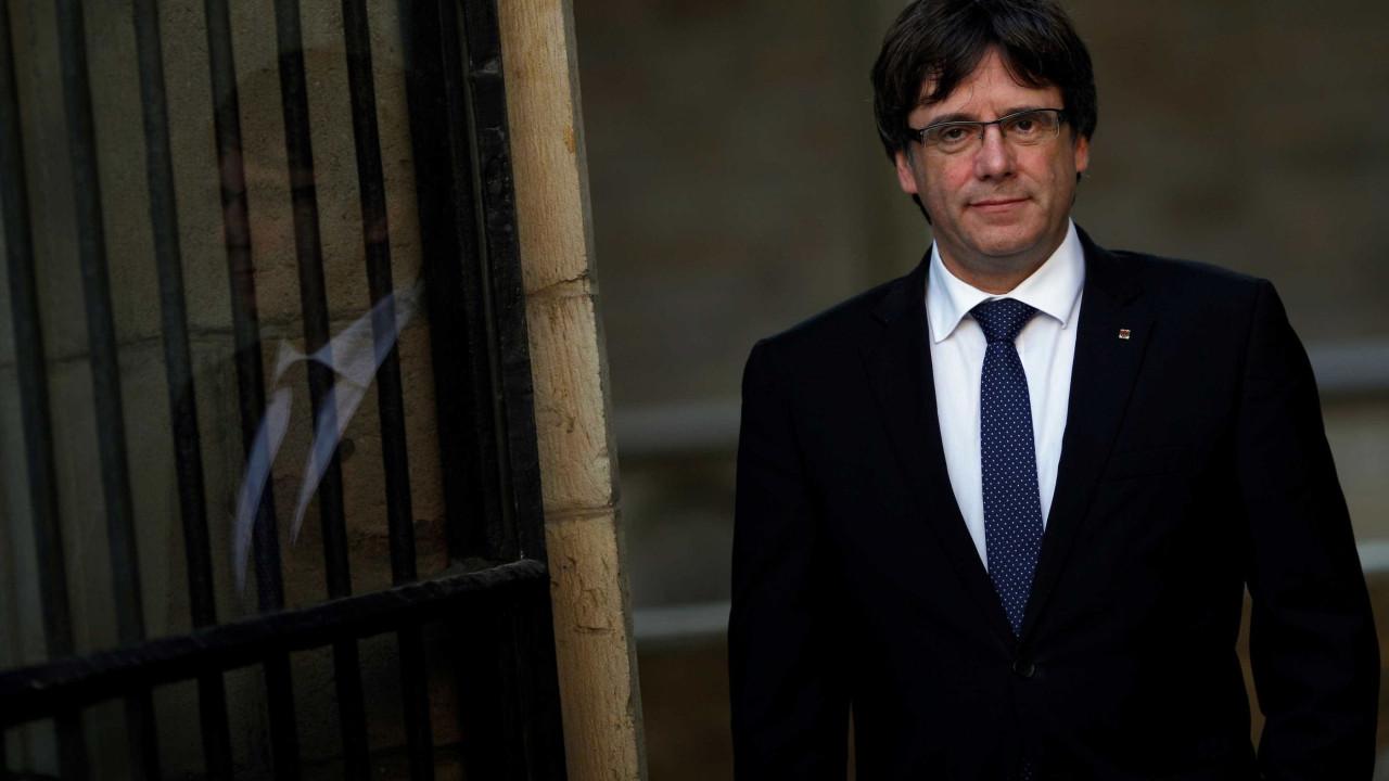 Puigdemont é libertado, mas não pode sair da Sardenha