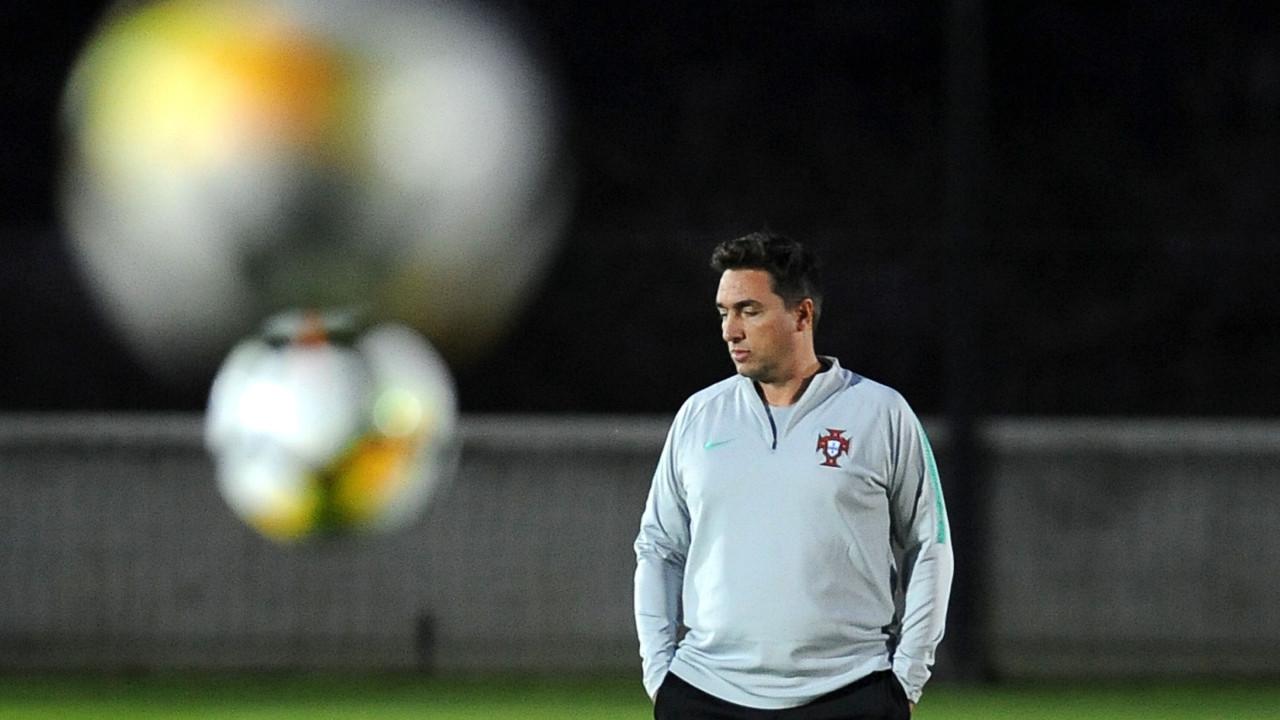 Sub-21 de Portugal defrontam Eslovénia em jogo particular no Estoril - Notícias ao Minuto