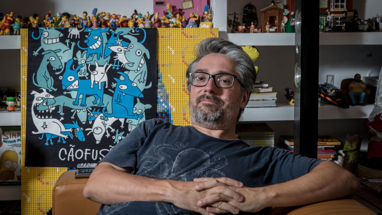 Vasco Palmeirim partilha momento hilariante de Nuno Markl na rádio
