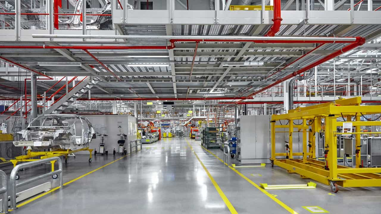 Preços na produção industrial diminuíram 4% em dezembro