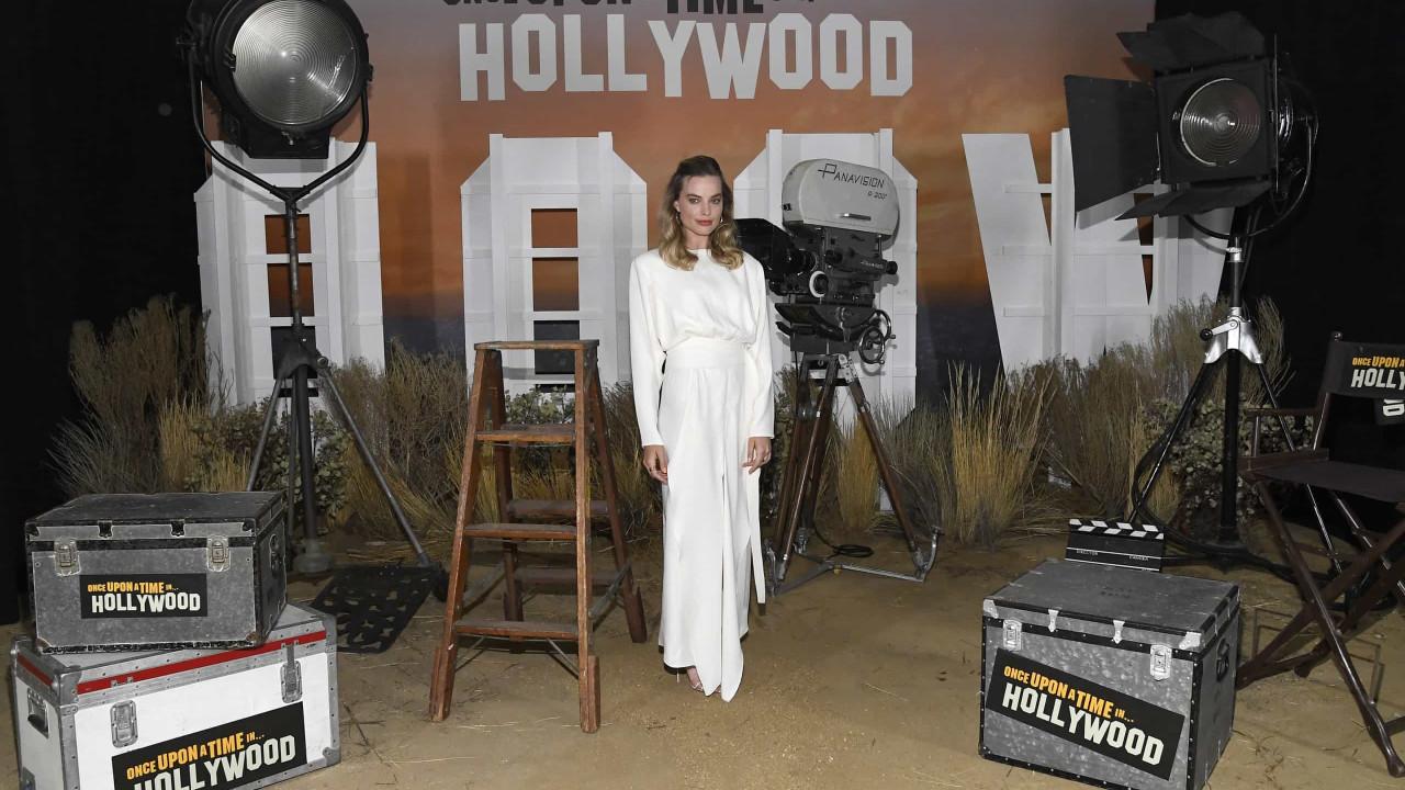 Foto gera controvérsia. Afinal, o que aconteceu à perna de Margot Robbie?