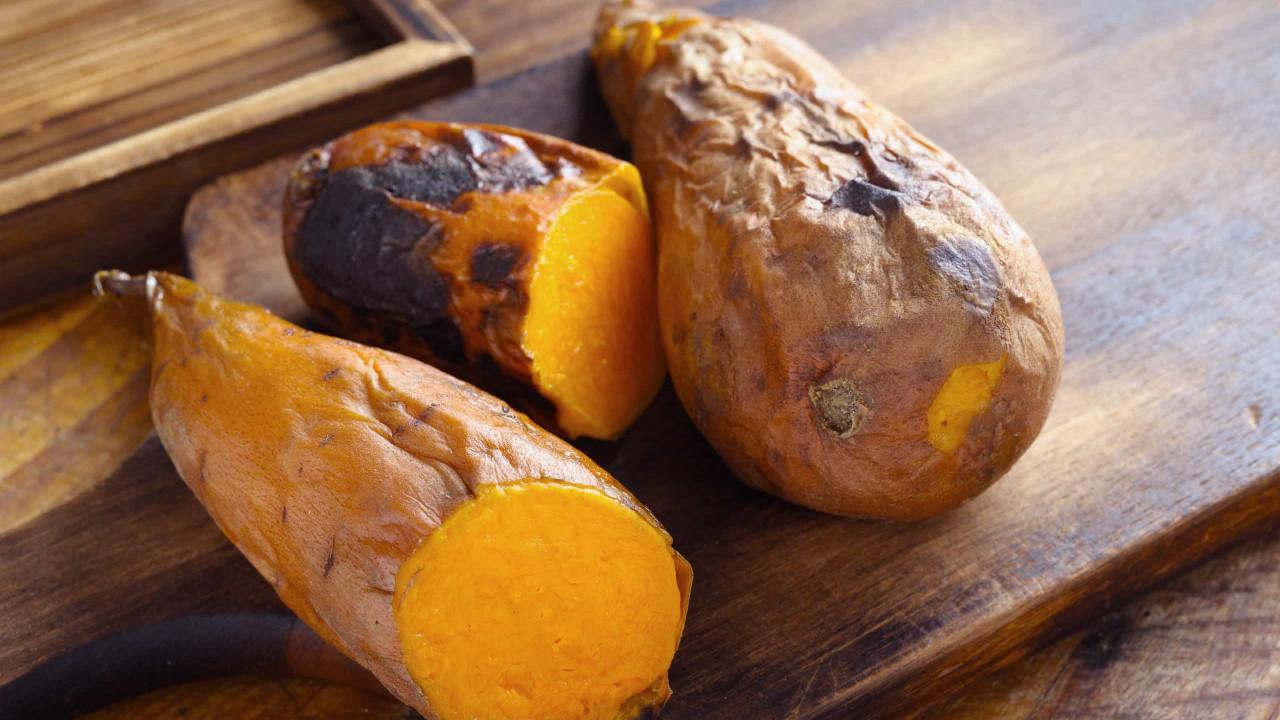 Podemos (e devemos) comer a pele da batata doce?