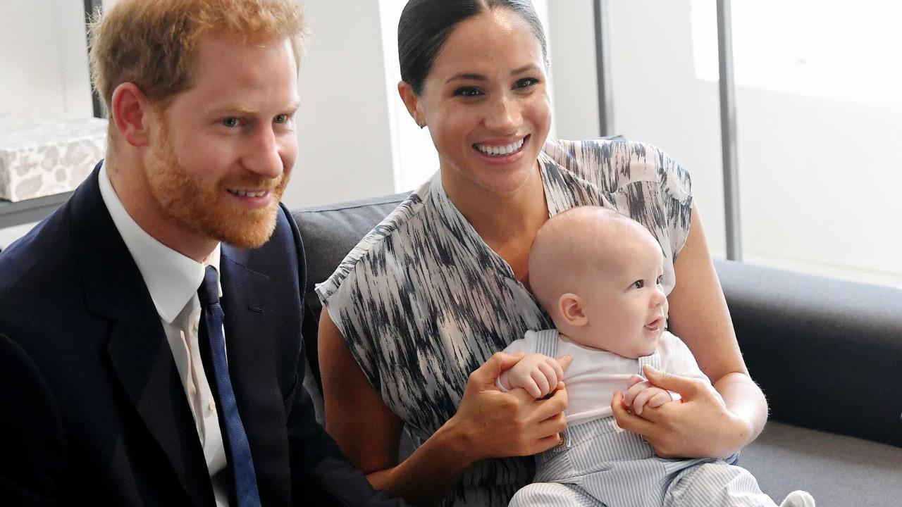Harry e Meghan Markle deverão passar o Natal longe da realeza - Notícias ao Minuto