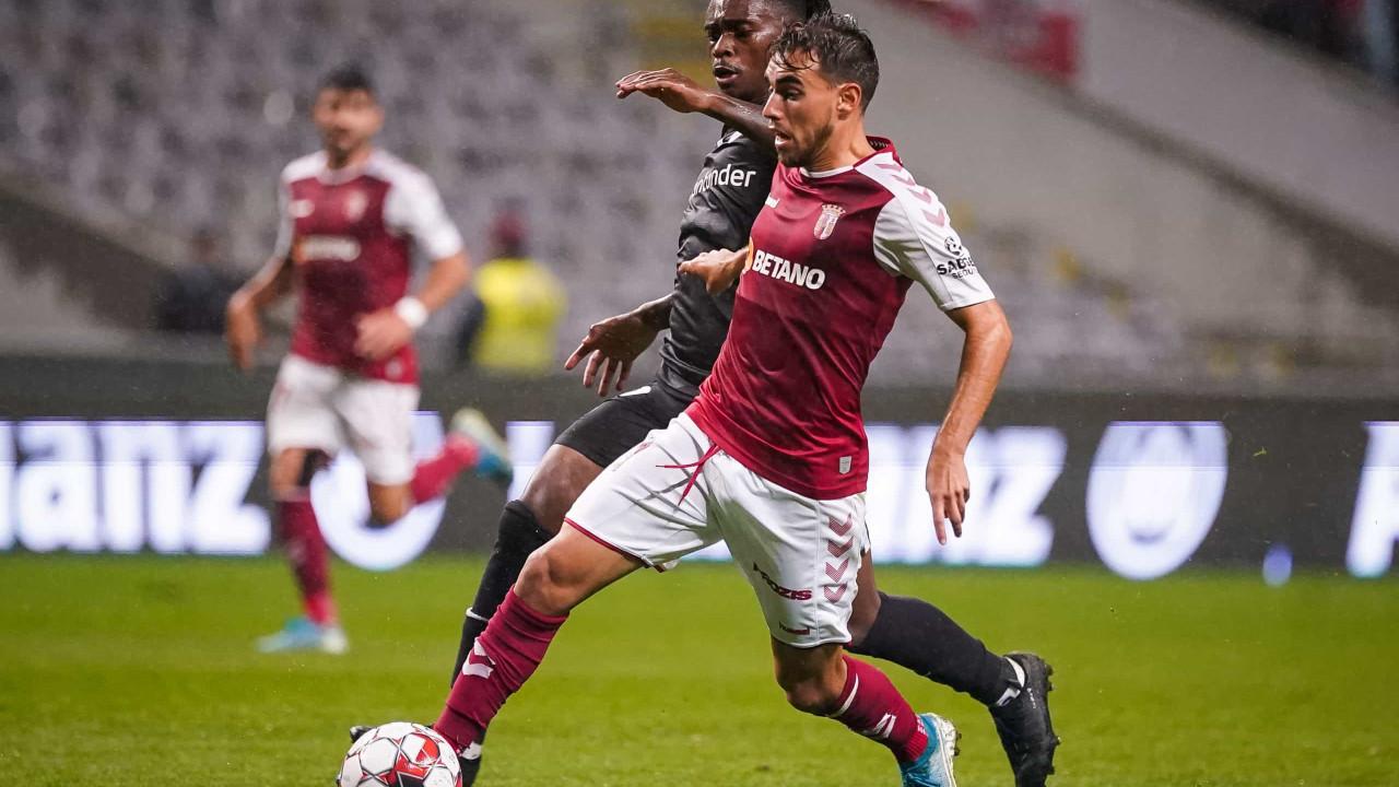 Torino vai avançar por Ricardo Horta e já estipulou quanto quer pagar - Notícias ao Minuto