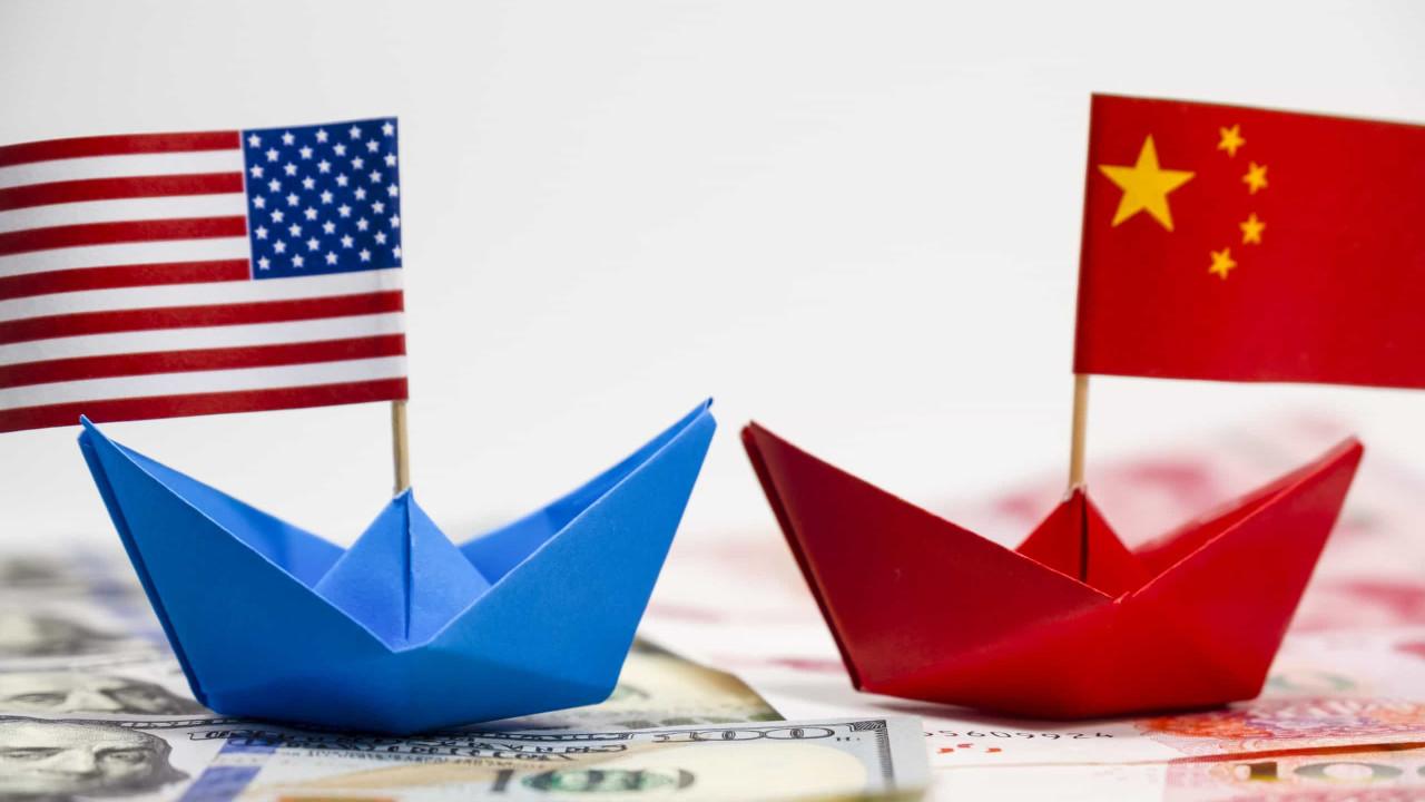 Acordo comercial preliminar entre China e EUA prestes a ser assinado