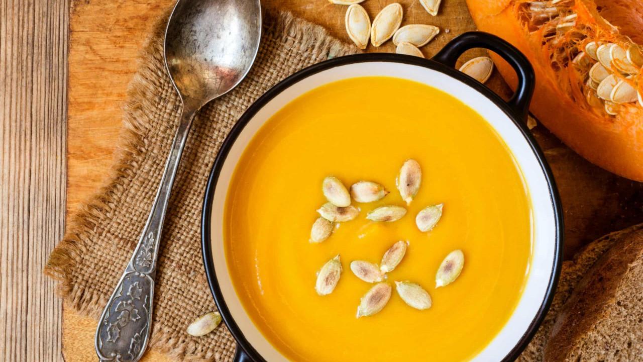 As sopas mais saudáveis para comer durante todo o ano