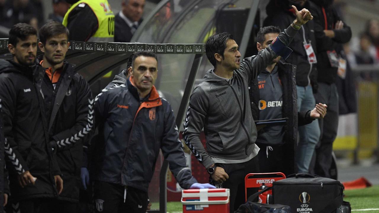 Photo of Sp. de Braga com testes negativos na véspera de retomar jogos da I Liga   Notícias ao Minuto