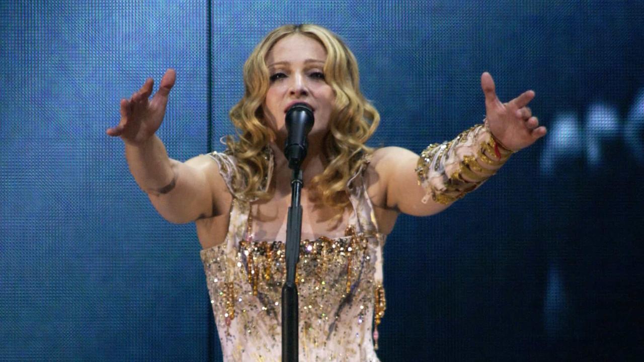 Madonna assinala aniversário do filho David Banda