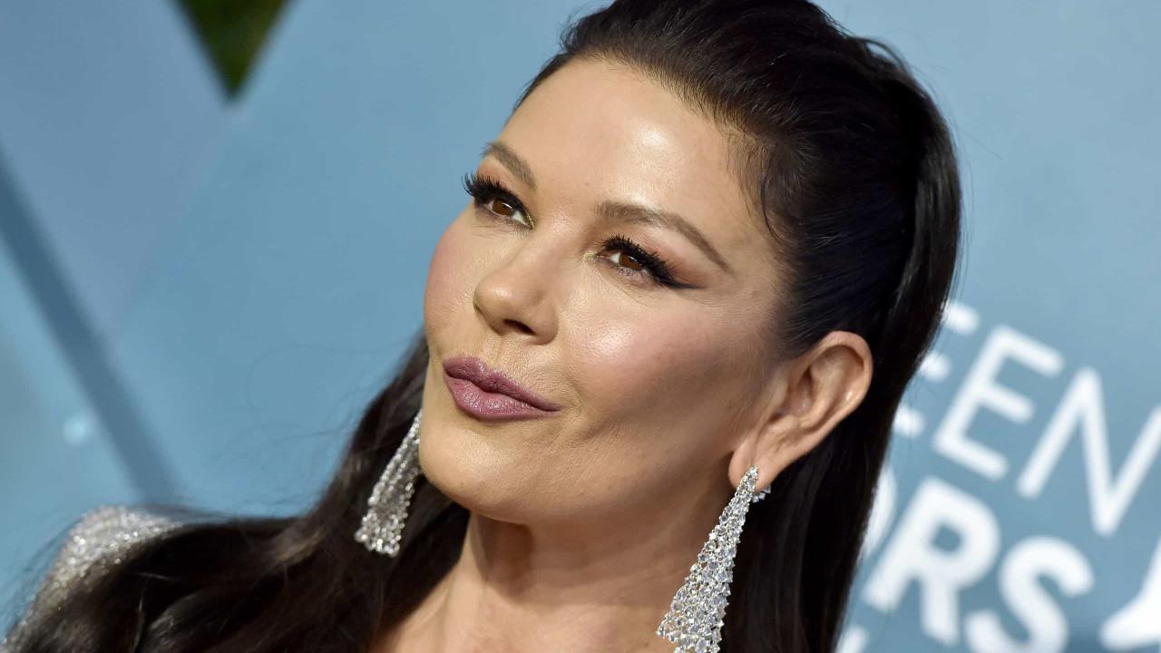 "Catherine Zeta-Jones orgulhosa da filha: ""A tua beleza é profunda"""
