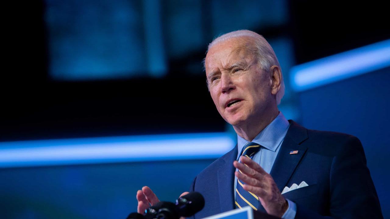 EUA. Biden fará primeiro discurso à nação na quinta-feira