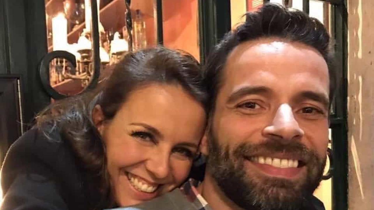 """Tânia Ribas de Oliveira declara-se ao amigo Gonçalo: """"O meu colo"""""""