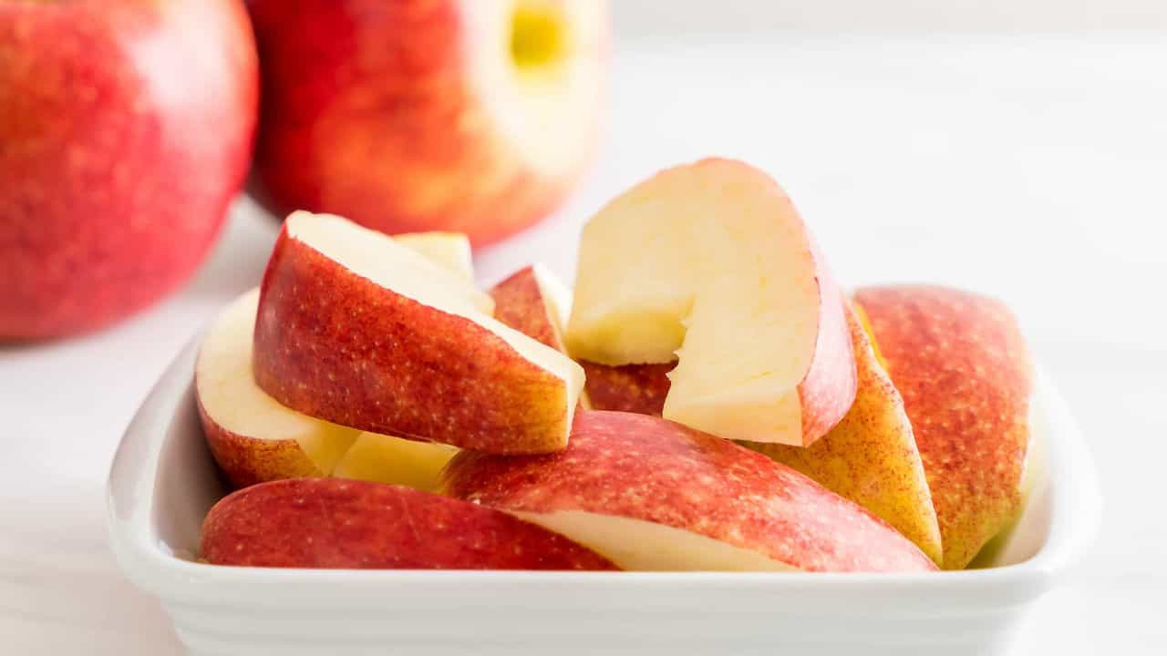 As maçãs funcionam para perda de peso?