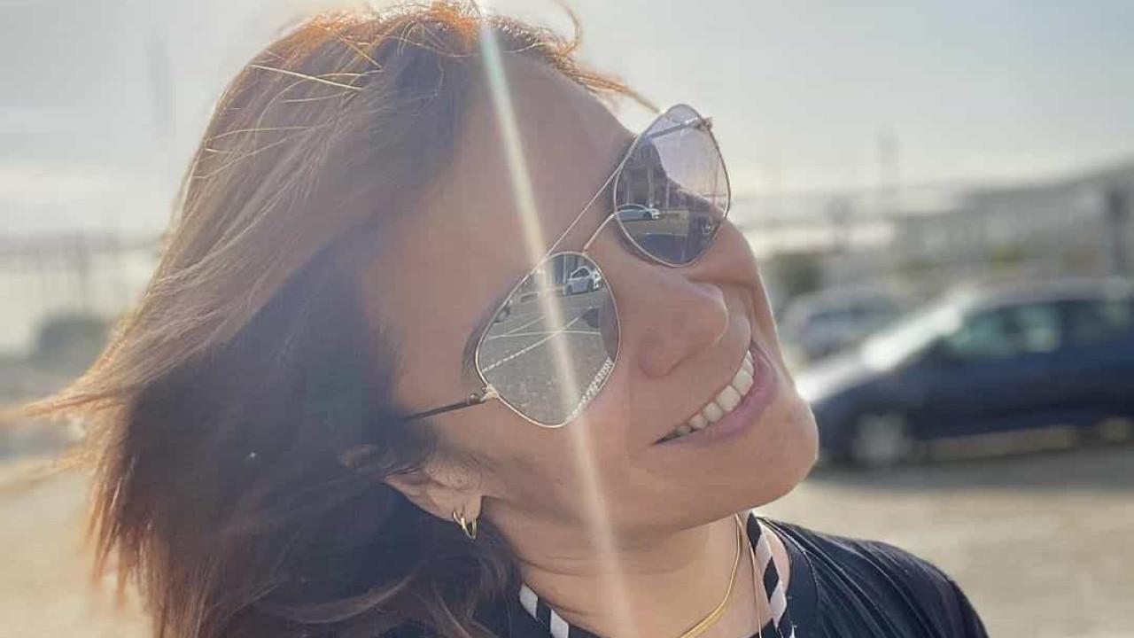 Rita Ferro Rodrigues assinala aniversário da irmã mais velha