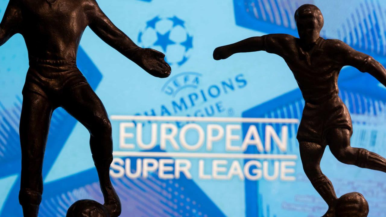 Tribunal obriga UEFA a suspender processos contra fundadores da Superliga