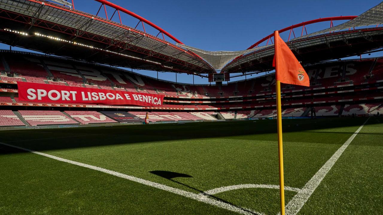 Benfica-Boavista: As duas equipas já estão no tapete verde da Luz