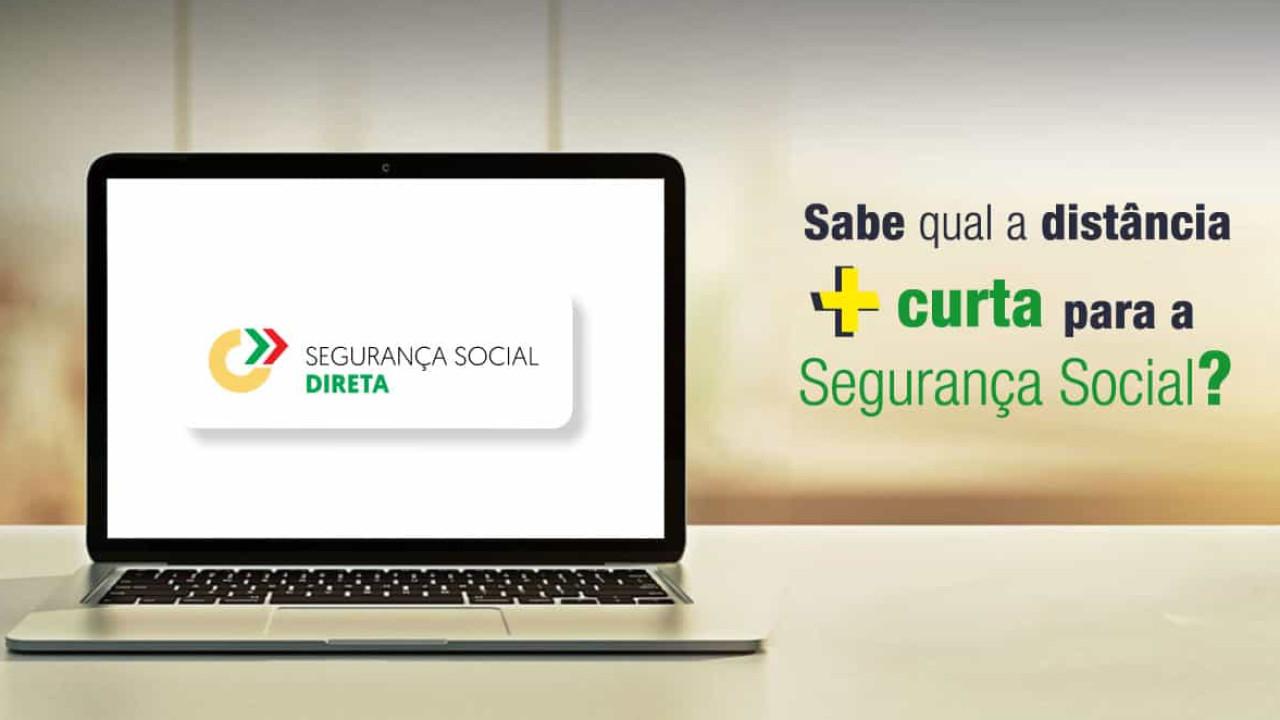 """""""Canal direto, rápido, eficaz"""". Como aceder à Segurança Social Direta"""
