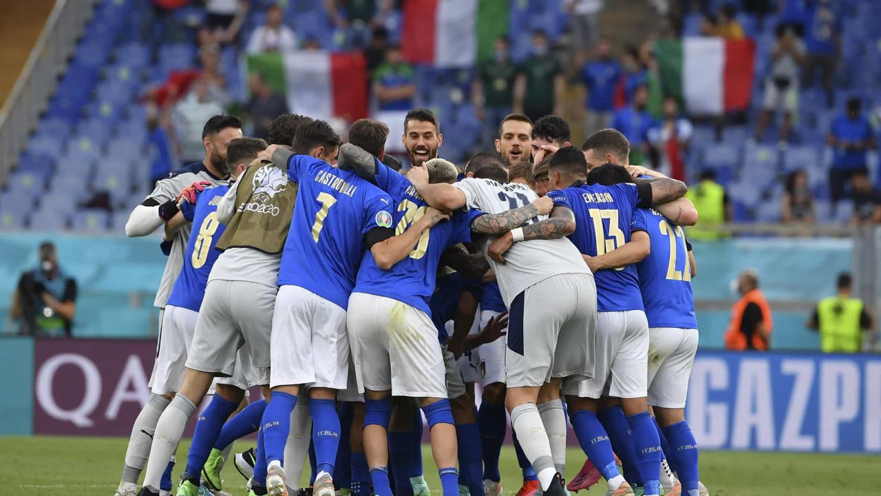 Diário do Euro'2020: Italianos invencíveis e muitas contas para fazer