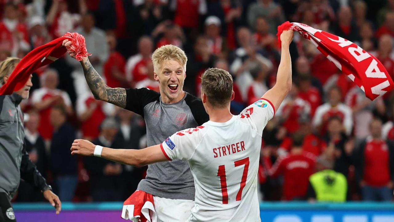 Diário do Euro'2020: Noite de alegria em Copenhaga e a calculadora lusa