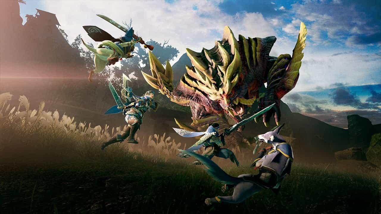 Jogadores de PC já podem experimentar o último Monster Hunter