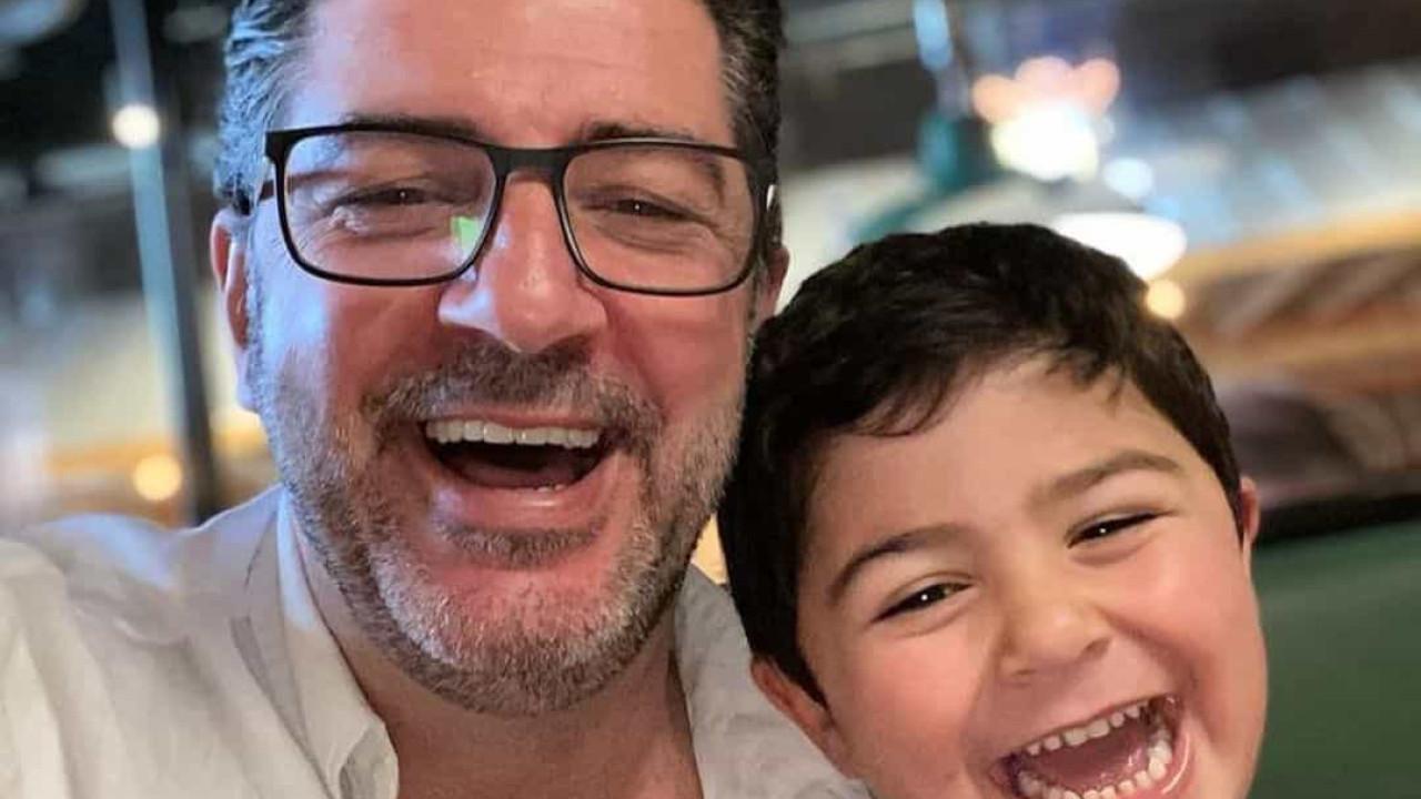 Rui Vitória celebra aniversário do filho e recorda nascimento do menino