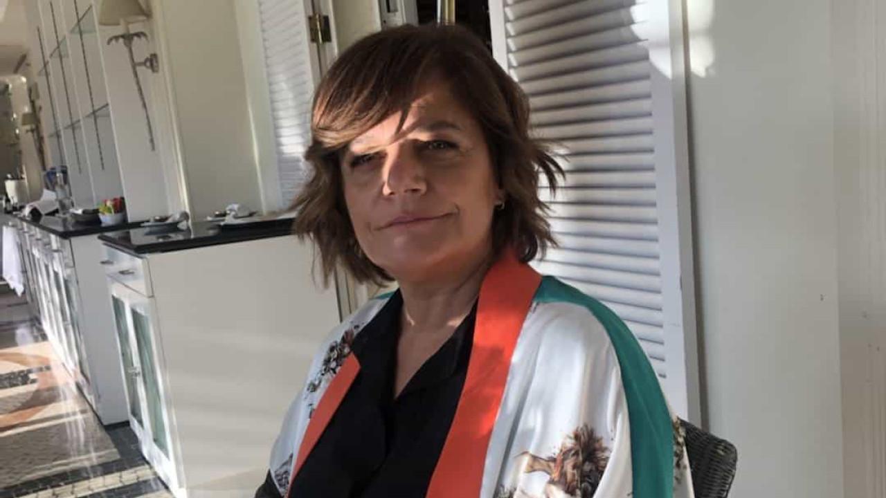 Júlia Pinheiro apoia Tony Carreira no regresso aos palcos