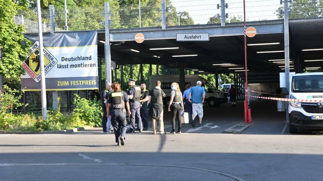 Pelo menos quatro feridos após tiroteio em Berlim